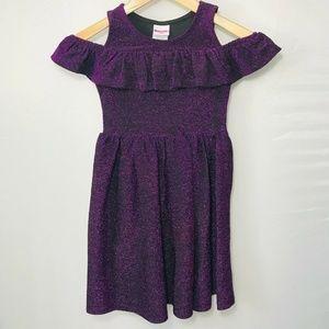 Nannette Kids Girls Dress Purple